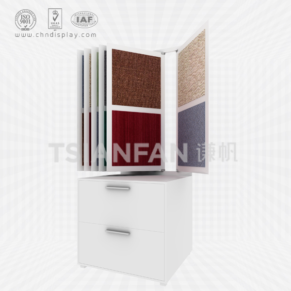 TWO LAYER COMBINATION CERAMIC TILE STONE DISPLAY-CZ2033