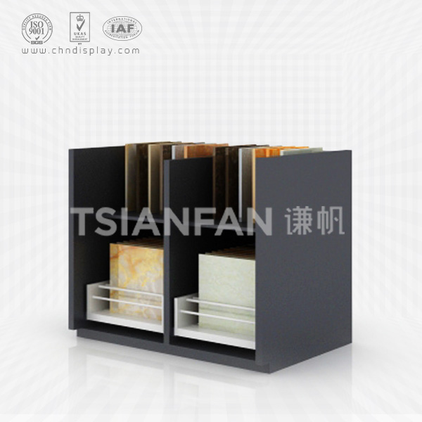 DRAWER STYLE CERAMIC TILE SHOW STAND-CC2001