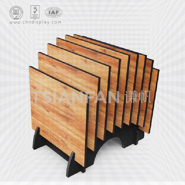 NATURE WOOD FLOORING MODULAR RETAIL DISPLAY SYSTEMS FOR HARDWOOD FFLOOR COLORS MANUFACTURERS-WC2050