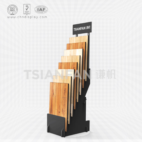 WOODEN STORE DISPLAY RACK-WC2028