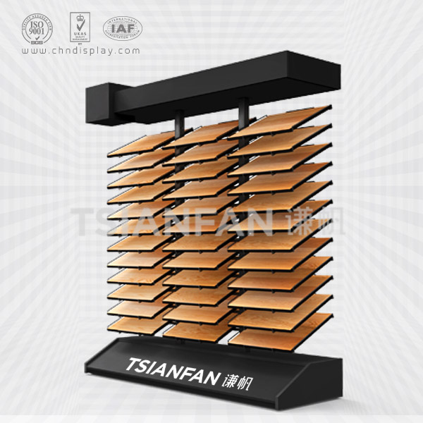 BAMBOO FLOORING DISPLAY,SINGLE DISPLAYS-WG2003