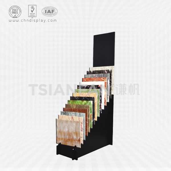 MARBLE SAMPLE RACK, MDF MATERIAL-SG2020