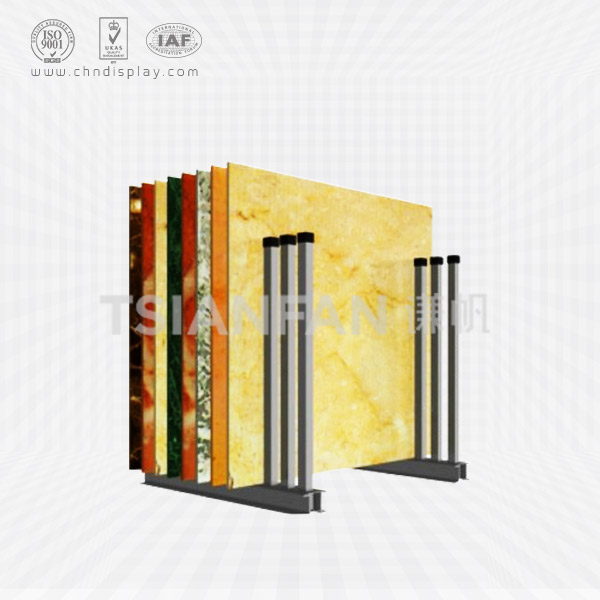 A FRAME GRANITE RACK,MARBLE WORKTOP SAMPLE SLAB RACK-SD2060