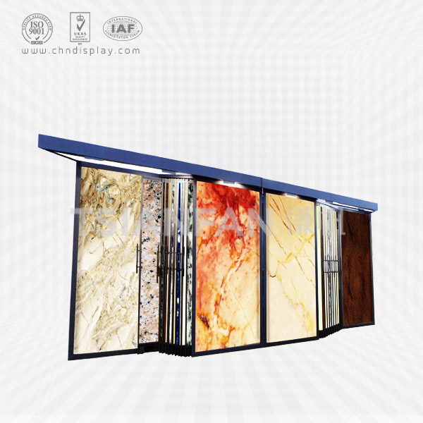 MARBLE WORKTOP SAMPLE SLAB RACK/SHELF-SD2030