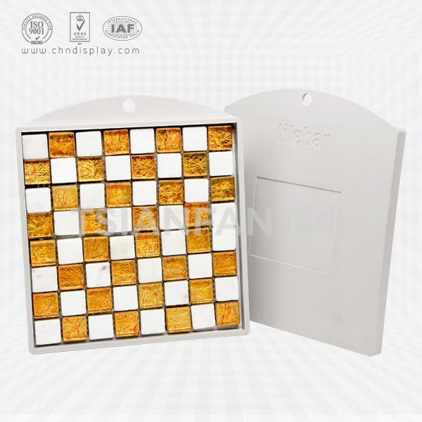 PLASTIC MOSAIC SAMPLE DISPLAY BOARD-PZ2022