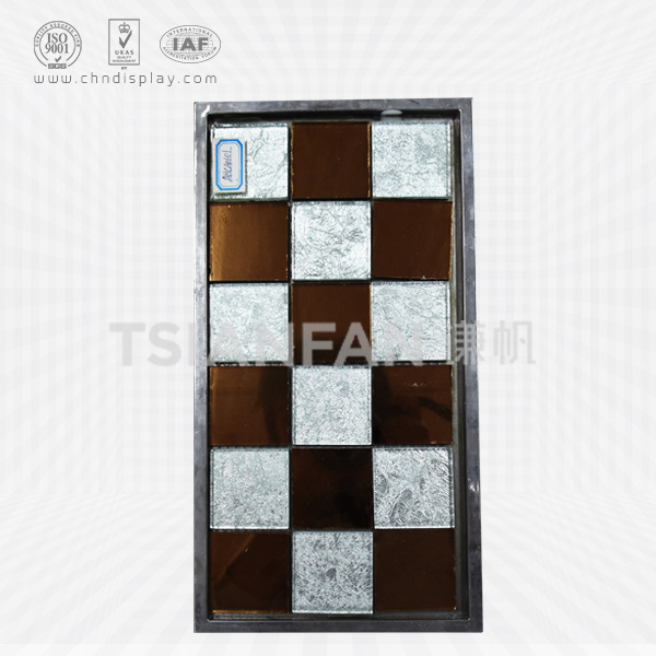 PLASTIC MOSAIC SAMPLE BOARD,CUSTOM PRODUCTS-PZ2020