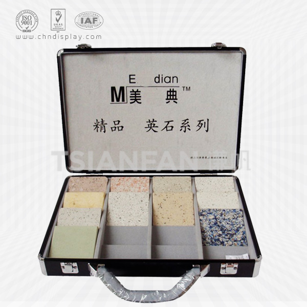 MESTONE STONE SAMPLE SUITCASE-PX2034