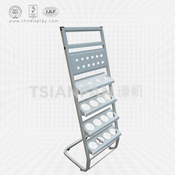 PROFESSIONAL CUSTOM FLOOR DRAIN DISPLAY RACK-FD2002