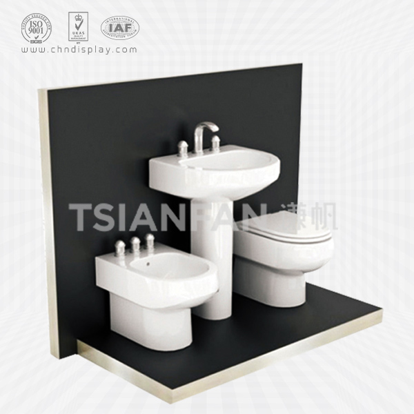 TOILET WARE DISPLAY STAND FOR SHOWROOM-VM2003