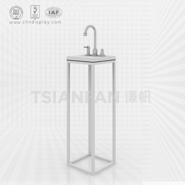 CUSTOM FACTORY PRICE FAUCET DISPLAY STAND-VL2021