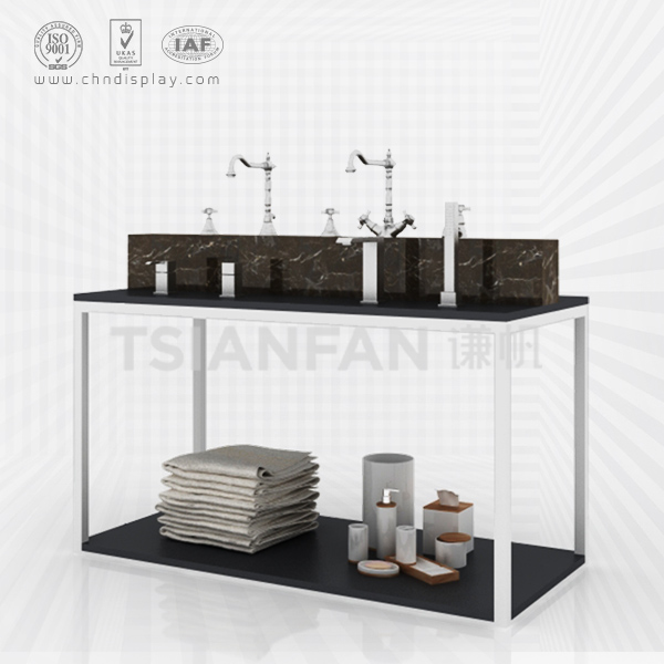 BATHROOM ACCESSORY DISPLAY RACK/METAL DISPLAY RACK-VL2019