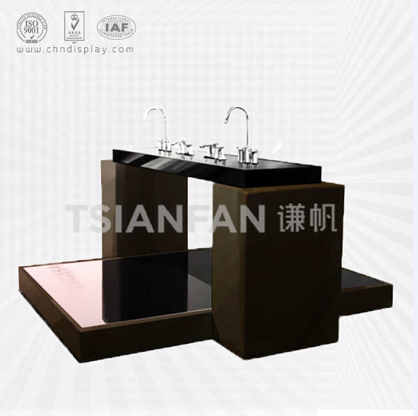 HIGH QUALITY METAL KITCHEN TAP/FAUCET DISPLAY STAND-VL2018