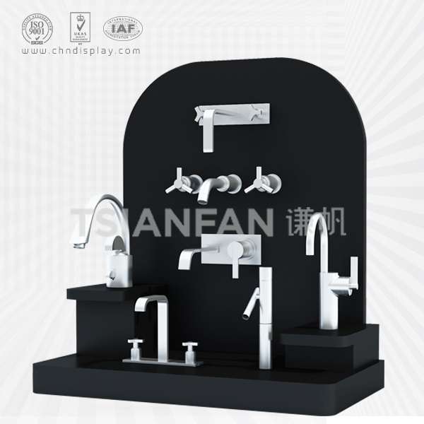 WORKTOP FAUCET DISPLAY,BATHROOM FAUCET DISPLAY STAND-VL2006