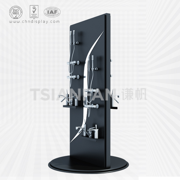 FAUCET AND SHOWER DISPLAY STAND,EXHIBITION SUPPLIES-VL2003
