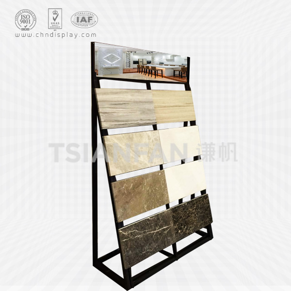 4-layer Quartz Stone Display Stand-SRL2006