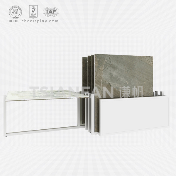 PULL-OUT CERAMIC TILE DISPLAY FOR SALE-CT2189