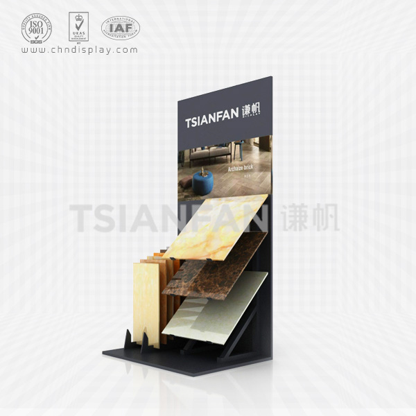 CERAMIC TILE DEALER STORE SIMPLE DISPLAY RACK-E2021