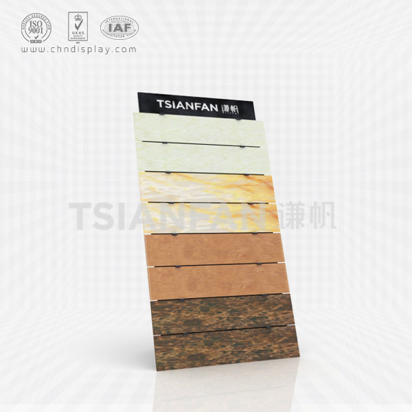 CERAMIC TILE SAMPLE IRON FRAME-E2025