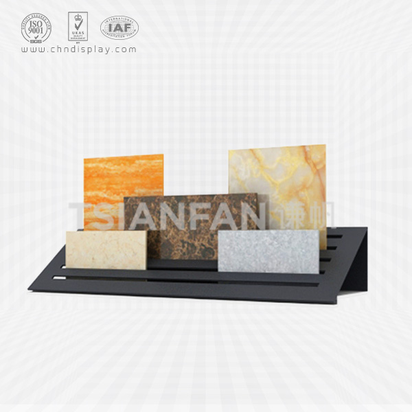 CERAMIC TILE SIMPLE TABLE DISPLAY RACK-E2032