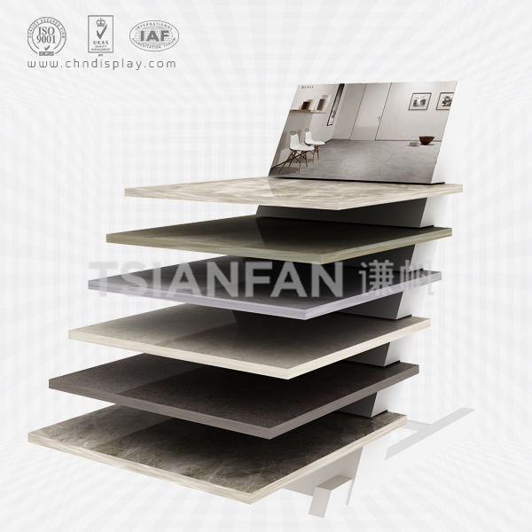 Ceramic Tile Metal Display Racks-E2071