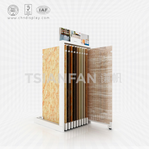 MADE FOR THE ITALIAN CERAMIC TILE PRODUCTION COMPANY SHELVES-CT2118