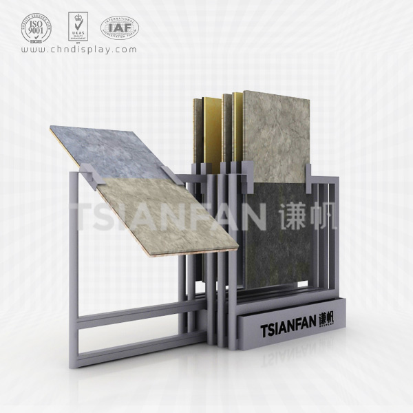 A SHELF MADE FOR CANADIAN CERAMIC TILE PRODUCTION COMPANIES-CT2115