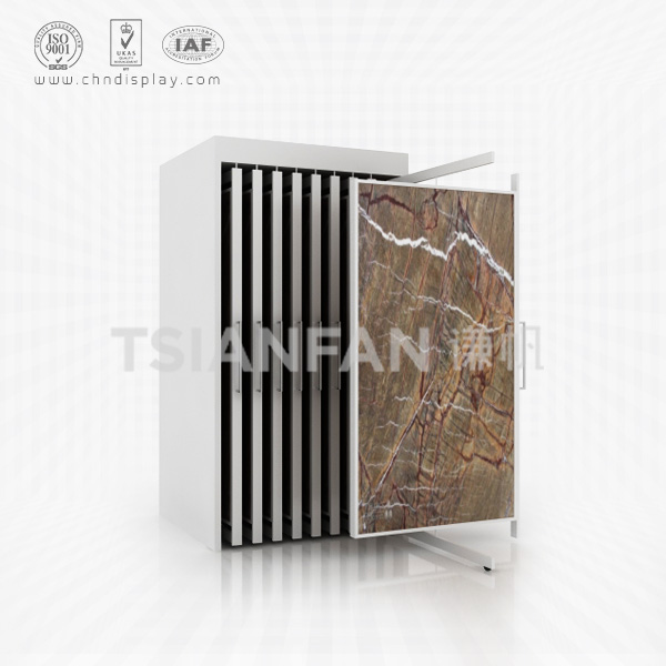 CERAMIC TILE STORE OPENING CEREMONY SAMPLE DISPLAY STAND-CT2053