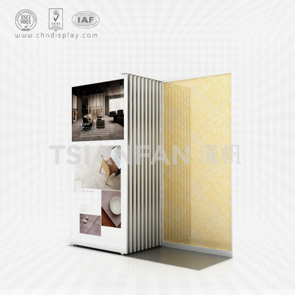 DEVELOPED SPECIFICALLY FOR CERAMIC MANUFACTURERS CERAMIC TILE SAMPLE DISPLAY STAND-CT2038