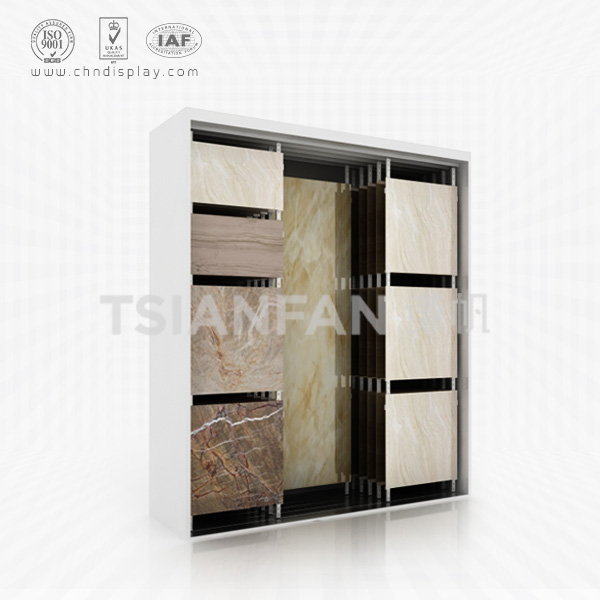 CERAMIC TILE DISPLAY CABINETS,SMALL EXHIBITION HALL-CT2029