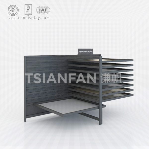 TILES SHOP DISPLAY RACK, STORE DISPLAY STAND-CX2001
