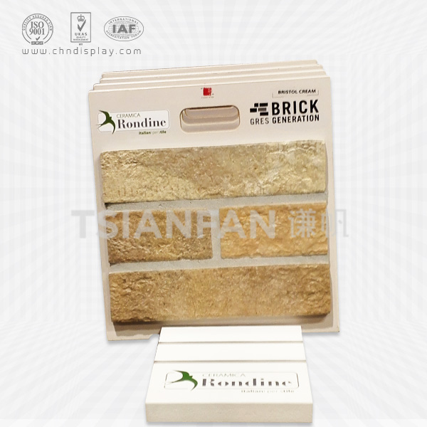 CULTURAL STONE SAMPLES DISPLAY BOARD,STONE TILE SAMPLE BOARD-PS2048