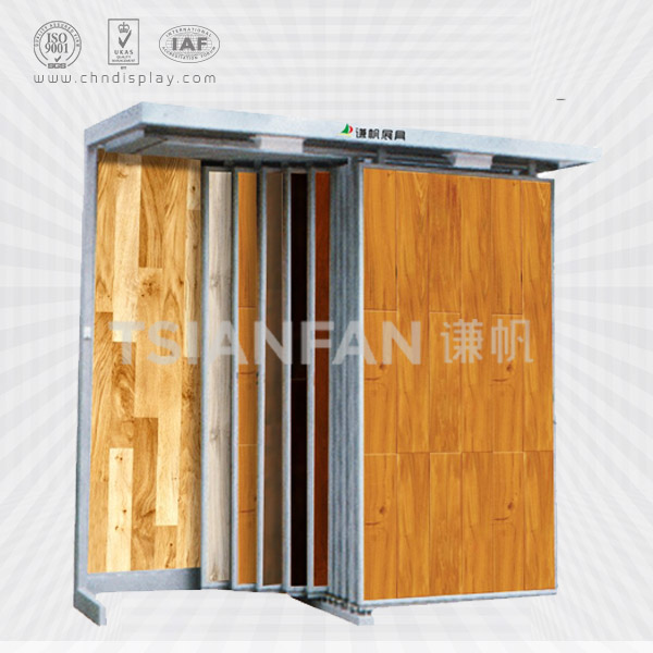 BEST TRADE SHOW DISPLAY HARDWOOD LAMINATE FLOORING -WT2021