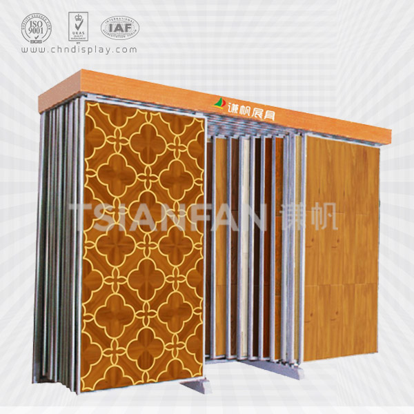 FLOOR DISPLAY STAND LAMINATE FLOOR DISPLAY STAND-WT2020