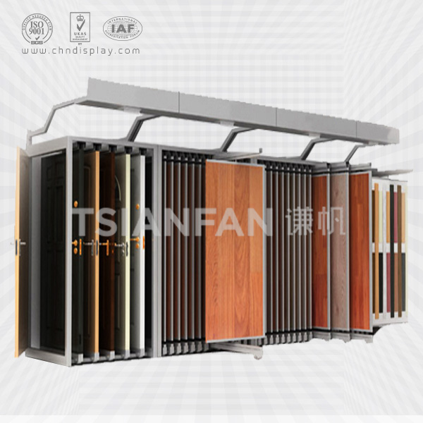 METAL DISPLAY STAND SHELF CHINA MANUFACTURER-WT2015
