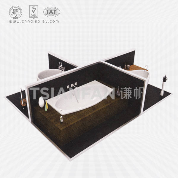 WHOLESALE WASH BASIN/KITCHEN SINK DISPLAY RACK-VB2010