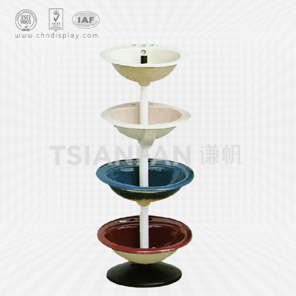 WHOLESALE WASHBASIN SINK DISPLAY RACK-VB2003