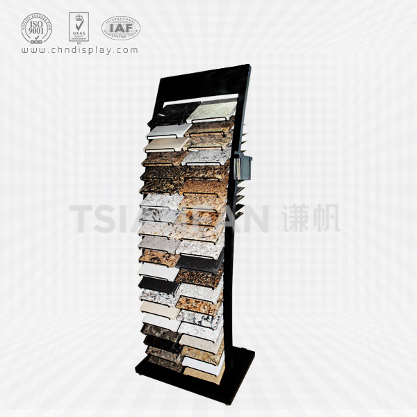 GRANITE STEEL DISPLAY STAND-SRL2032