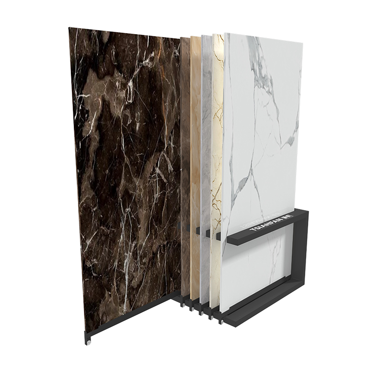 Showroom Porcelain and Ceramic Tile Display Stand