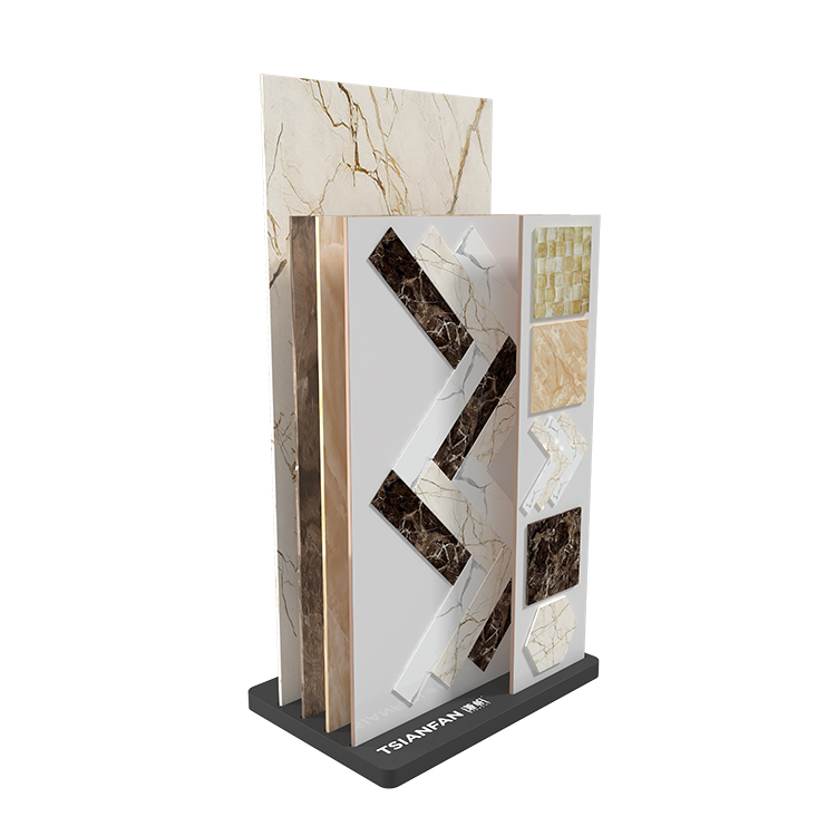 Mosaic Tile Board Display Stand