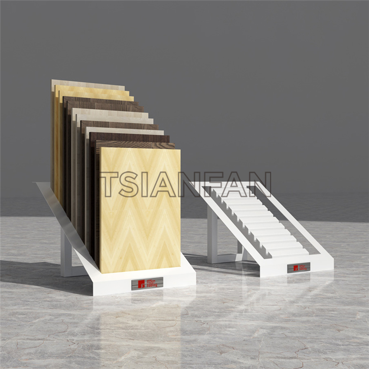 Ceramic Tile Metal Display Racks CE076