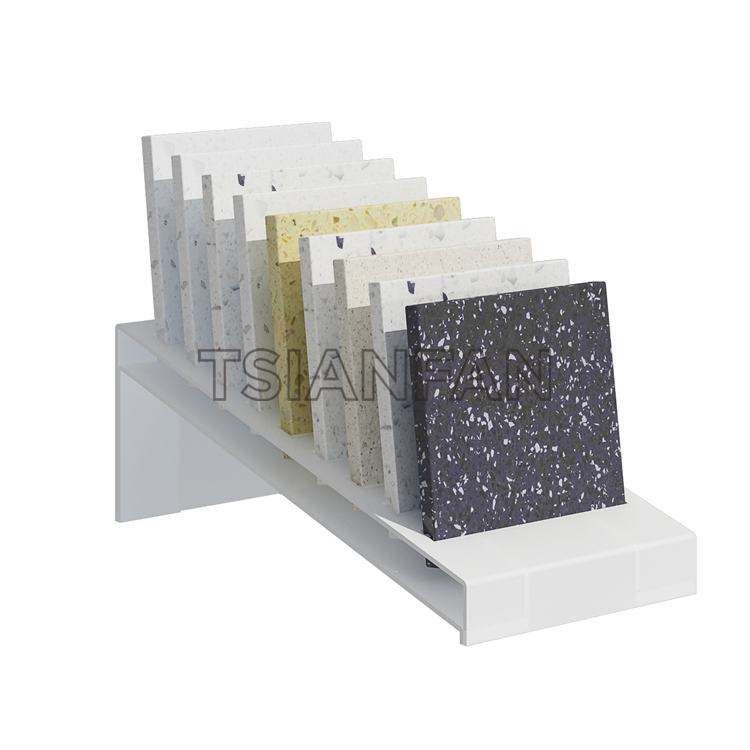 Ceramic Tile Exhibition Stand CE078