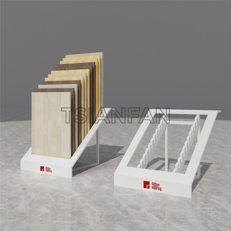 Ceramic Tile Display Shelf Supplier CE079