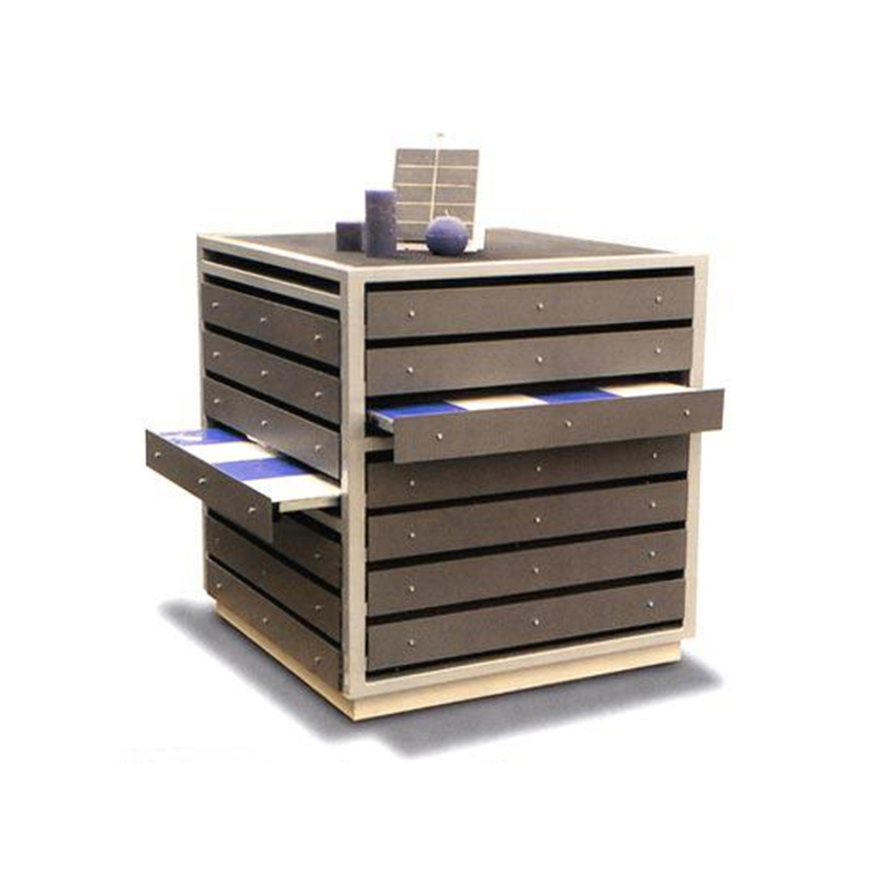 Tile Chest Of Drawers Display Rack CC911