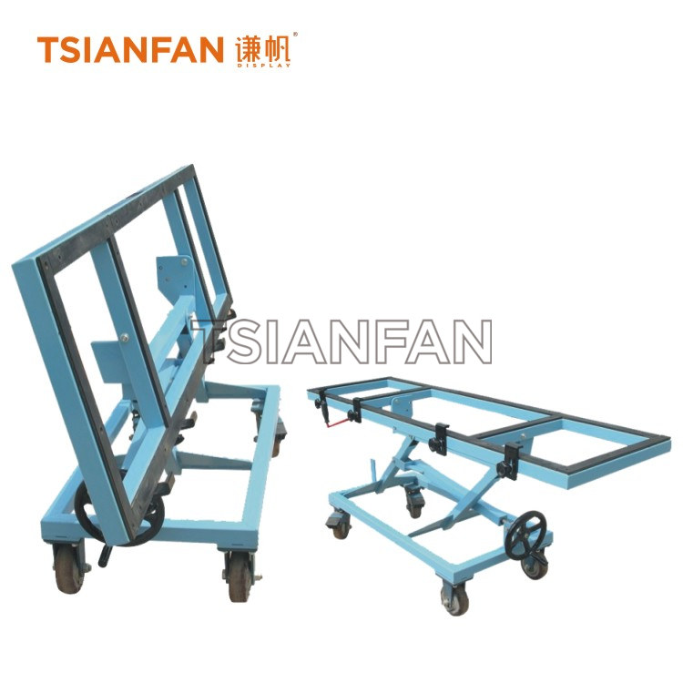 Heavy Duty Slab Transport Rack, A-frame Glass Rack SD081