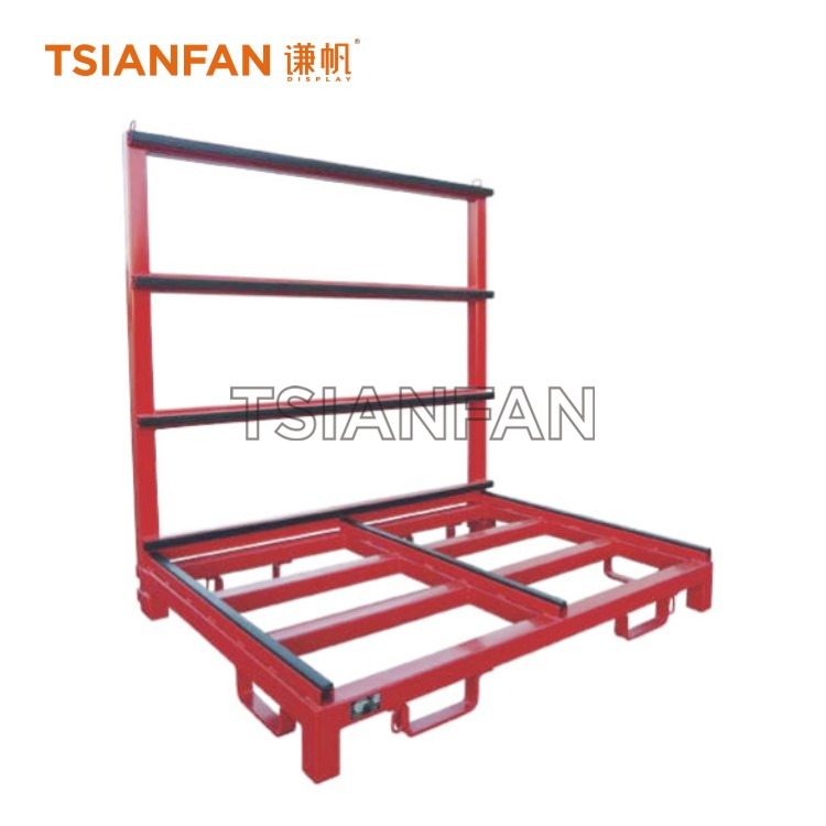 Granite Slab Transport Rack,A Frame For Hauling Granite SD096