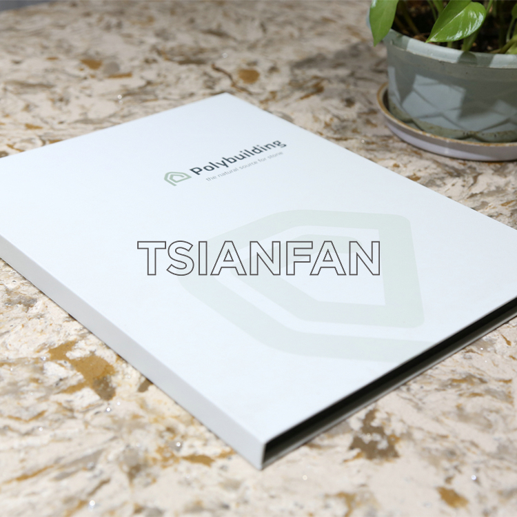 2 Pages Stone Sample Book Wholesale Factory-PY2016