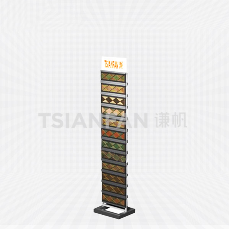 Display Stand For A Marble,Marble Cultural Stone Floor Display Stand SW107