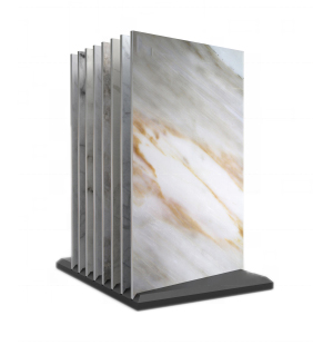 Vertical Tile Display Stand-E039