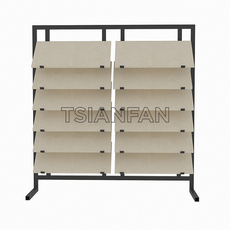 Black Marble Display Stand,Marble Display Stand For Sale-SRL225
