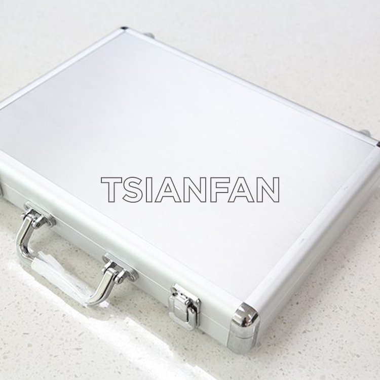 Stone Sample Display Suitcase For International Travel-PX2032